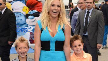 Photos- Britney Spears rayonnante aux bras de ses enfants