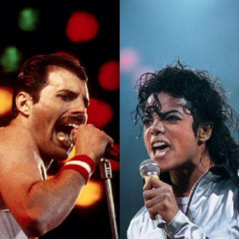 Michael Jackson et Freddie Mercury rechantent