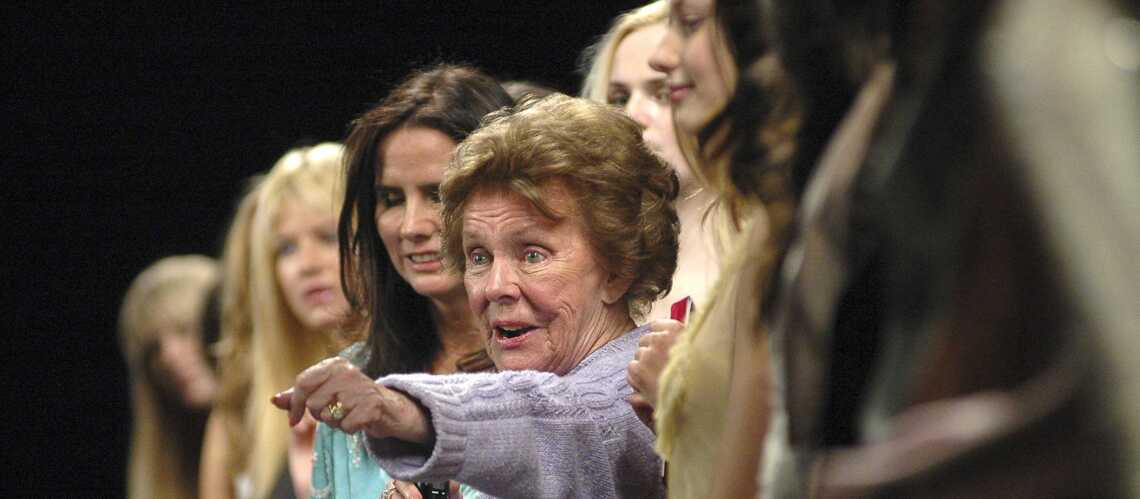 Eileen Ford: les tops pleurent leur ange gardien