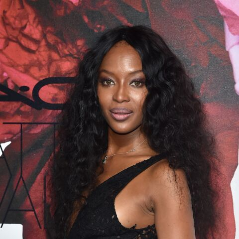 Naomi Campbell: quelle 'Horror'!