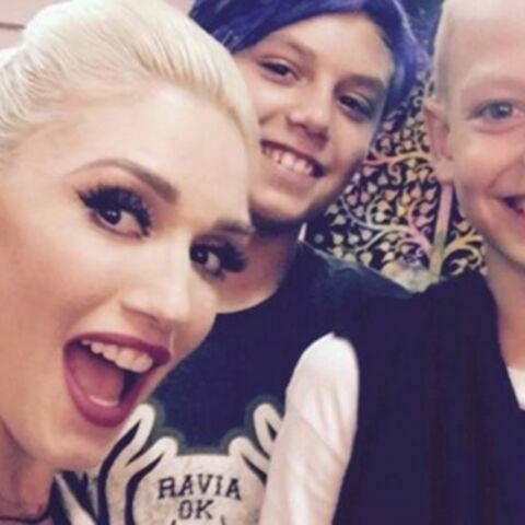 Gwen Stefani réalise le rêve d'un jeune fan