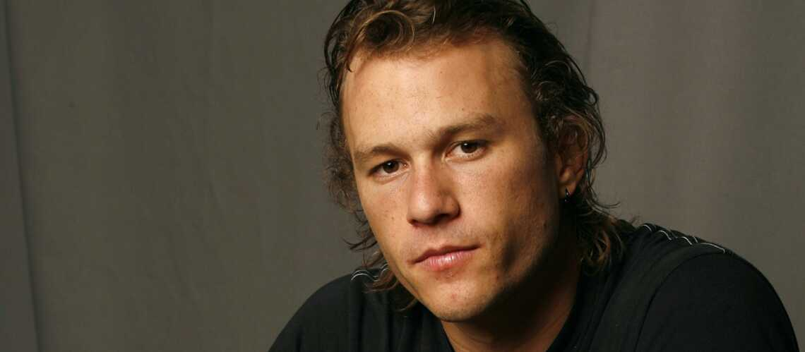 Heath Ledger, accro aux médi­ca­ments