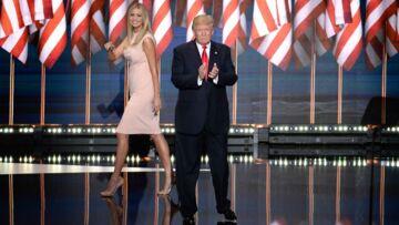 Donald Trump: sa vraie première dame, c'est sa fille Ivanka