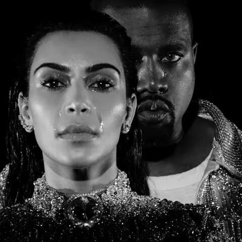 Kanye West dévoile son clip avec Sia et Kim Kardashian