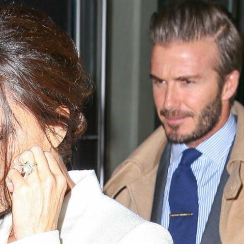 PHOTO – David Beckham: la photo coquine qui ne devrait pas plaire à Victoria