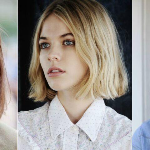 Blunt cut: 30 modèles pour craquer sur la coupe de cheveux tendance