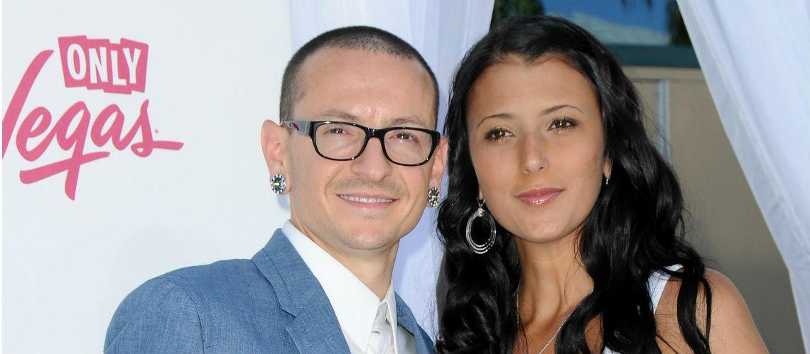 Mort de Chester Bennington de Linkin Park, sa veuve livre un message déchirant