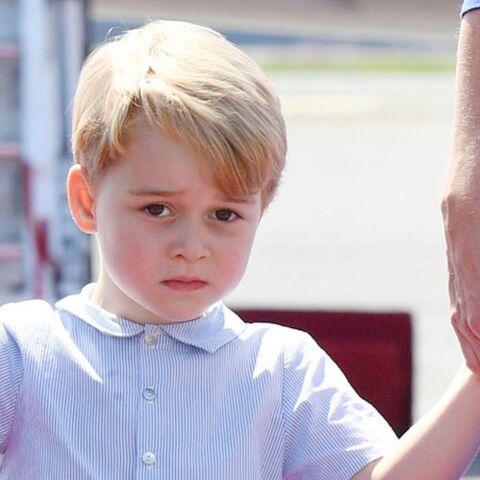 Baby George change d'école: comment les autres enfants vont-ils l'appeler?