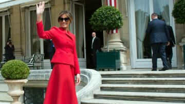 Melania Trump de plus en plus indépendante: elle voyagera seule