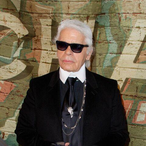 Karl Lagerfeld: «Je ne suis jamais content de moi»