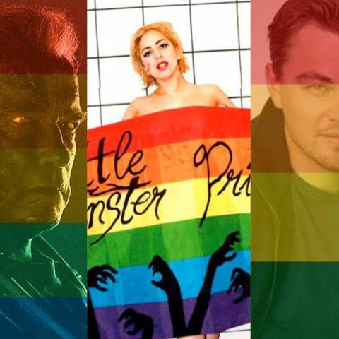 Les stars américaines fêtent le mariage gay