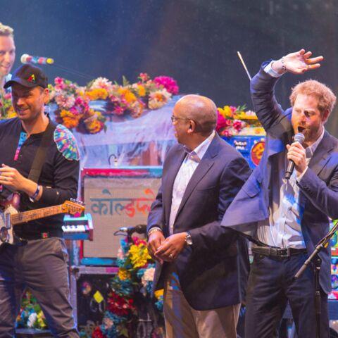 Coldplay et le prince Harry mettent le feu à Kensington Palace