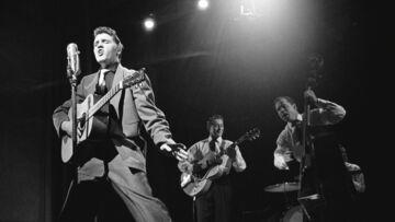 Scotty Moore, le guitariste d'Elvis, est mort.