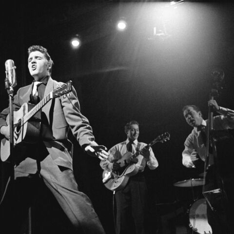 Scotty Moore, le guitariste d'Elvis, est mort.