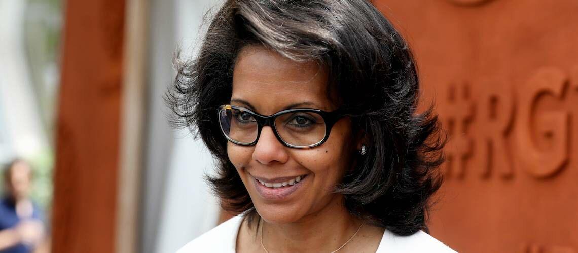 Audrey Pulvar à la tête de la Fondation Hulot   Les twittos n ont pas  oublié ses lunettes en écaille de tortue - Gala 15107268c780