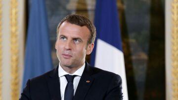 VIDEO – Le clin d'œil caché sur la photo officielle d'Emmanuel Macron