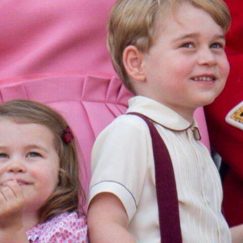 Le prince George et sa sœur Charlotte assisteront avec William et Kate Middleton à la cérémonie hommage à Lady Diana