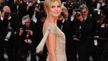 Heidi Klum, Jane Fonda, Kelly Brook: toutes en total-look glitter