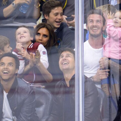 Photos- Tom Cruise réintègre le clan Beckham