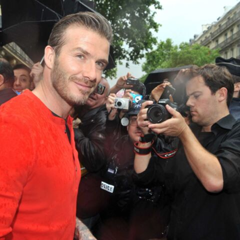 David Beckham, joue-la comme Cantona
