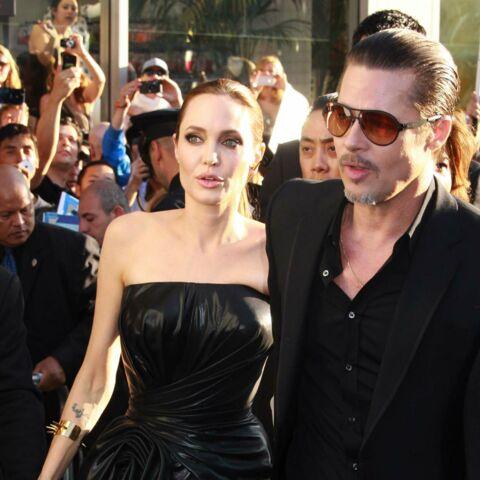 Brad Pitt agressé par le journaliste Vitalii Sediuk