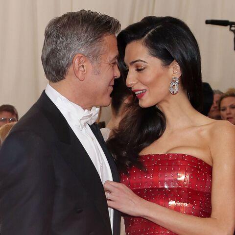 Amal Clooney enceinte de jumeaux, et si c'était vrai?