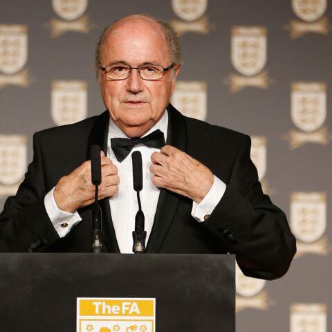 Quand Sepp Blatter s'inquiète pour Julien Lepers