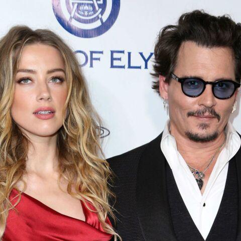 Johnny Depp n'approchera plus Amber Heard
