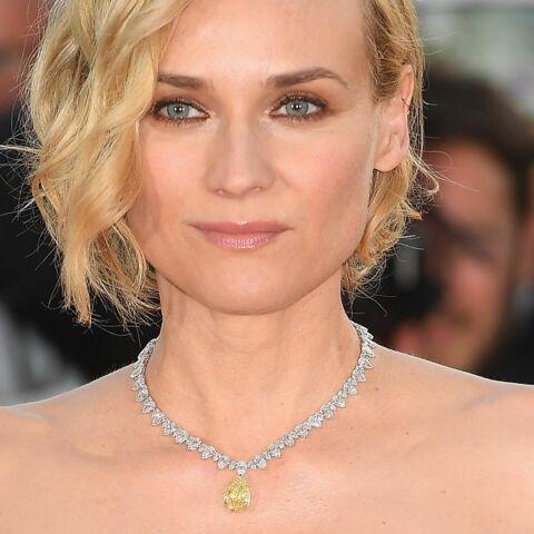 PHOTOS – Focus sur le beauty look de Diane Kruger pour la cérémonie de fermeture de Cannes