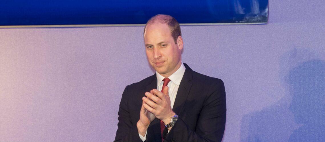 PHOTO- Le Prince William évoque ses regrets après la mort de Diana