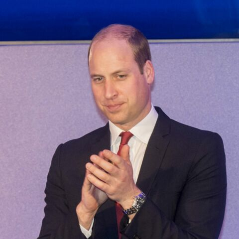 PHOTO- Le Prince William évoque ses regrets après la mort de Diana