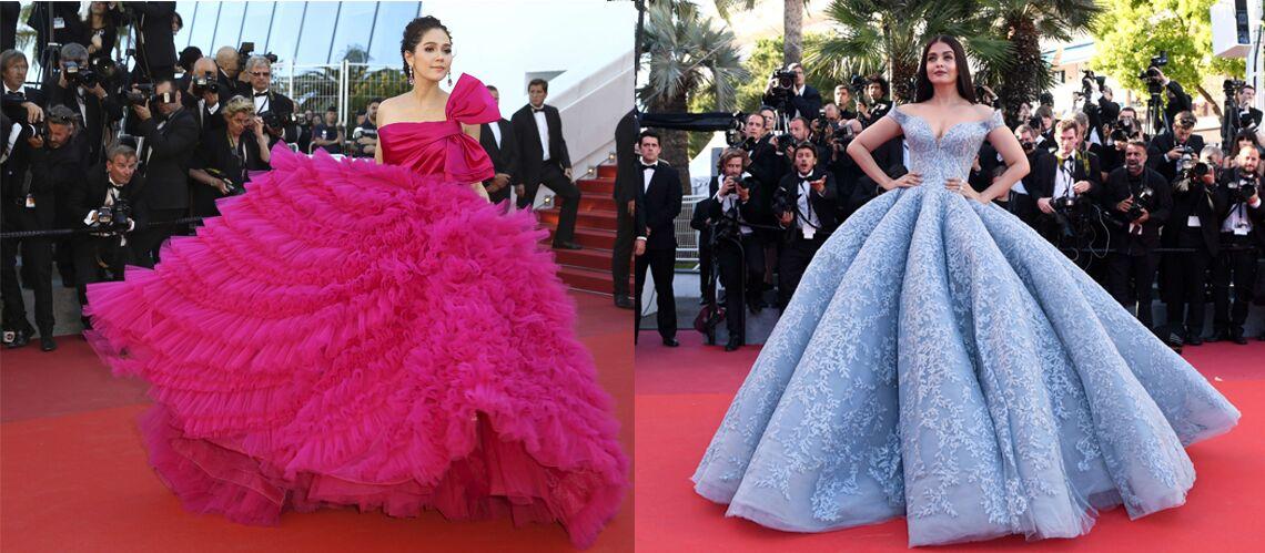 PHOTOS – Les plus belles robes de bal du festival de Cannes 2017