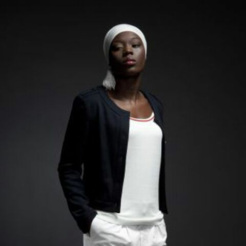 Myriam Soumaré, Teddy Riner, en mode ultrachic pour les JO