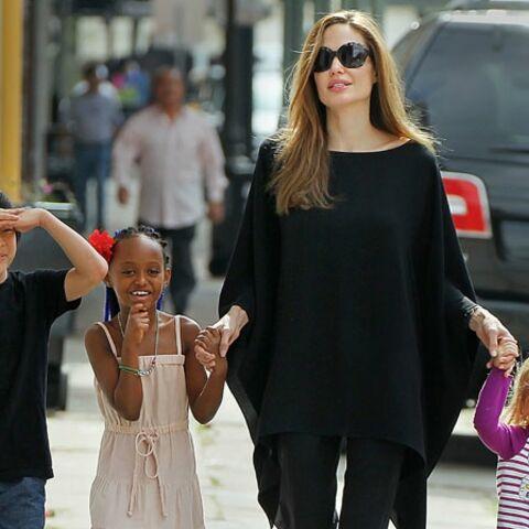 Les enfants d'Angelina Jolie et Madonna virés du lycée français?