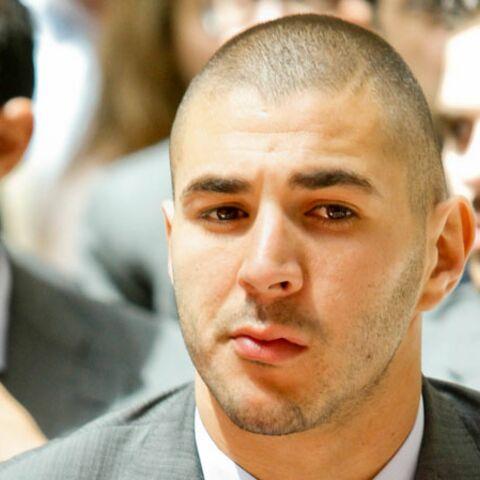 Karim Benzema: attaquant… mais au tribunal