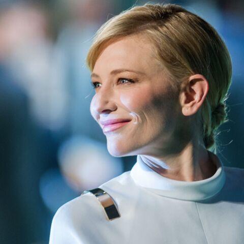 Cate Blanchett, en odeur de sainteté