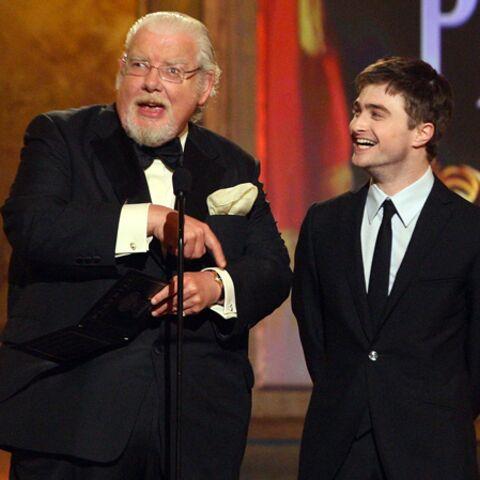 Richard Griffiths, l'oncle d'Harry Potter, est mort