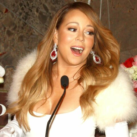 Photos- Mariah Carey, 45 ans et des diamants!