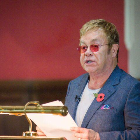 Elton John accusé d'agression sexuelle