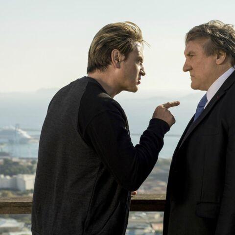 Benoît Magimel et Gérard Depardieu: bons baisers de Marseille