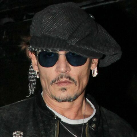 PHOTOS – Johnny Depp amaigri, l'acteur peine à se remettre de son divorce