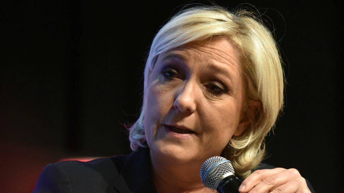 VIDEO – Marine Le Pen attaque David Pujadas et ses «méthodes de voyou»
