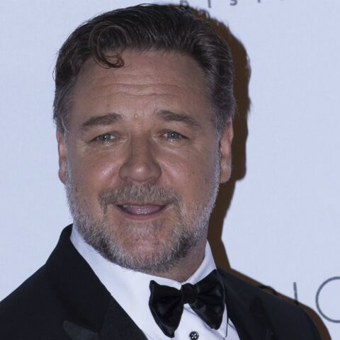 PHOTOS – Russell Crowe, le beau gosse de Gladiator méconnaissable