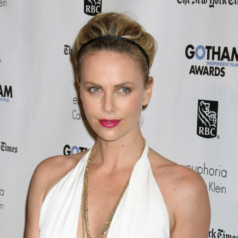 Shopping beauté – Charlize Theron