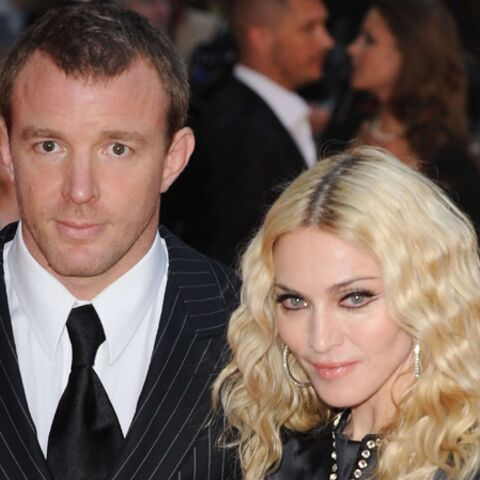 Guy Ritchie, très positif sur son mariage avec Madonna