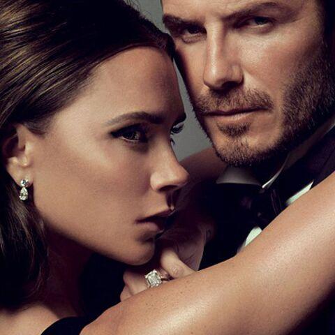 Victoria et David Beckham, amoureux en vogue