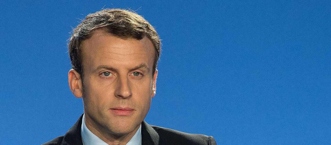 PHOTOS – Découvrez le visage d'Emma, la petite-fille d'Emmanuel Macron qui a fait sensation place du Louvre