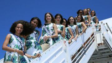 Miss France 2017: Les candidates paniquées par des animaux exotiques à la Réunion