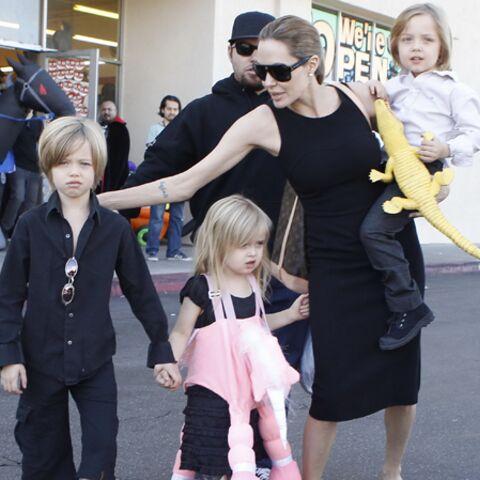 Photos- Maléfique Angelina Jolie