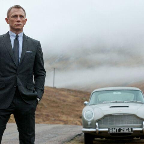 Daniel Craig et James Bond déjà dans l'après Skyfall